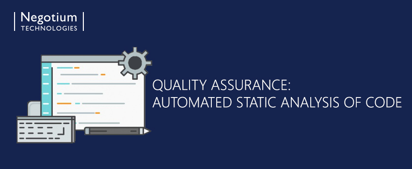 Quality Assurance: Automated Statistical Analysis