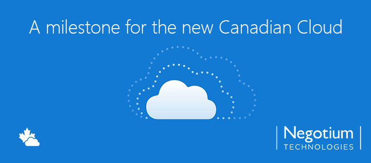 The new Canadian Cloud