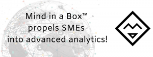 Mind in a Box™ propels SMEs into advanced analytics!